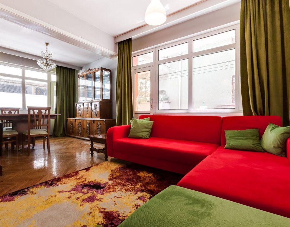 ankara lüks manzaralı kızılay yüksek residans residence kiralık ev cankaya 2 + 1 yeni 4.kat aile uygun